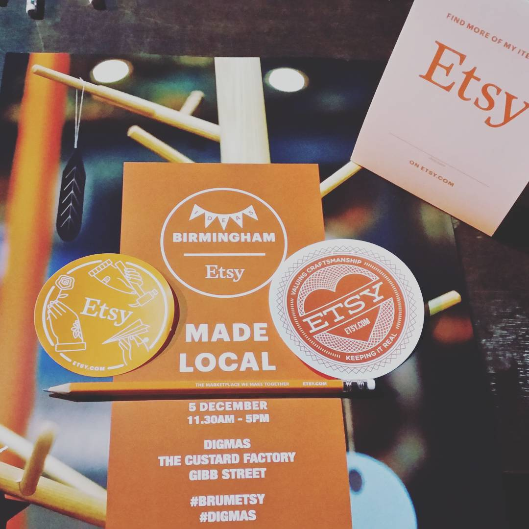 Etsy Made Local - IDEAS Bimingham Merhcandise