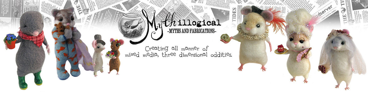Mythillogical - Etsy Shop Banner