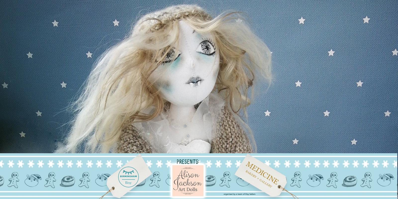 Alison Jackson Art Dolls